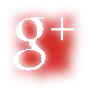 Unser Google+button in verschwommenem rot